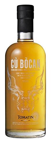 TOMATIN CÙ BÒCAN - Highland Single Malt Scotch Whisky