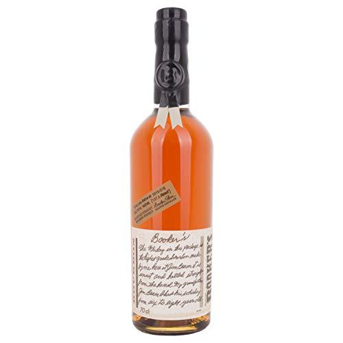 Booker's Kentucky Straight Bourbon Whiskey 63,70% 0.7 l.