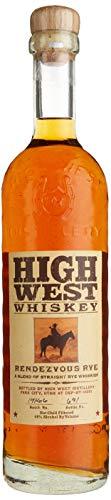 High West Distillery Rendezvous Rye Whiskey Utah (1 x 0.7 l)