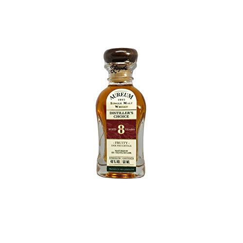 Ziegler AUREUM 1865 Distiller's Choice Whisky - 8 Jahre (0,7 l + 2x 0,05 l)