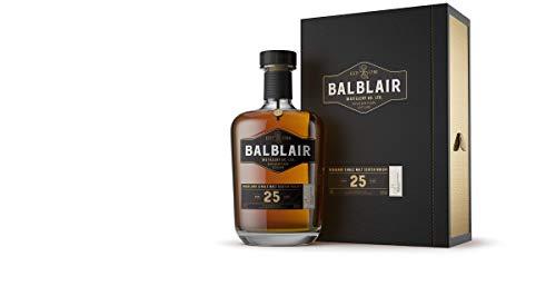 Balblair 25 Years Old Highland Single Malt Scotch Whisky Whisky (1 x 0.7l)