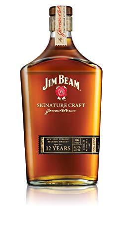 Jim Beam Signature Craft Kentucky Straight Bourbon Whiskey12 Jahre (1 x 0.7 l)