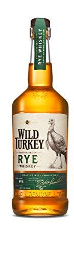 Wild Turkey Rye 81 Proof Kentucky Straight Whiskey (1 x 0.7 l)