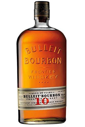 Bulleit Bourbon - 10 Jahre - Whiskey 0,7 Liter