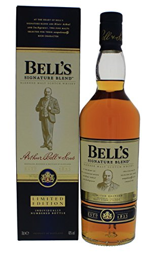 Bells Signature Blend Limited Edition Whisky (1 x 0.7 l)