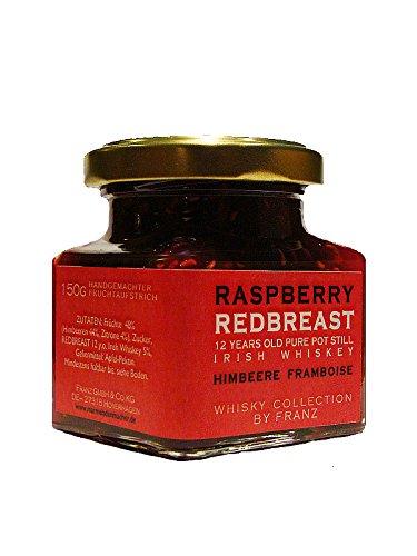 Redbreast 12 Jahre Himbeere Marmelade 150 Gramm Glas