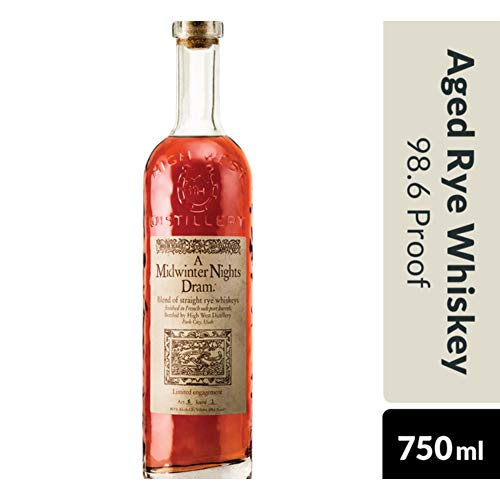 High West A Midwinter Nights Dram Rye Whiskey (1 x 0,75l)