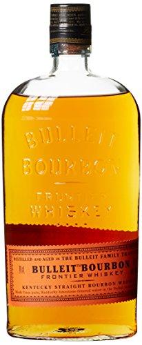 Bulleit Bourbon Frontier Whiskey, High Rye Whiskey gebrannt & gereift nach der Kentucky Tradition, 1...