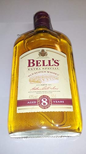 Whiskey Bell'S 8 Jahre Petaca Crystal 50cl 43% Alkohol