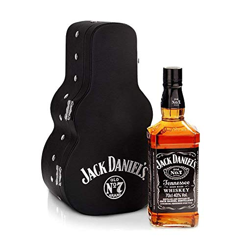 Jack Daniel's Tennessee Whiskey Guitar Case Edition (1 x 0.7 l)