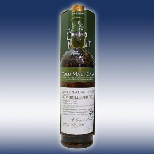 Rarität: Strathmill Jahrgang 1975-36 Jahre alt, The Old Malt Cask 0,7l