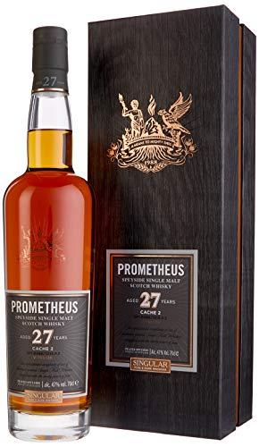 Rarität: Prometheus 27 Jahre alt - Jahrgang 1988-0,7l mit Geschenkkarton - Speyside Single Malt...
