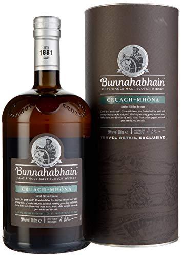 Bunnahabhain Cruach-Mhona Batch No. 8 mit Geschenkverpackung  Whisky (1 x 1 l)