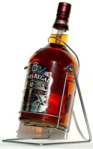 Rarität: Chivas Regal 12 Jahre 4,5l mit Schwenker - Premium Scotch Blended Whisky
