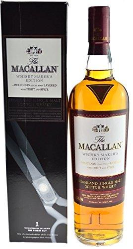Rarität: Macallan Maker's Edition No. 3 The Finest Cut 0,7l mit 42,8% vol. inkl. Geschenkpackung