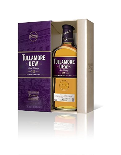 TullamoreD.E.W. Irish Whiskey 12 Jahre (1 x 0.7 l)
