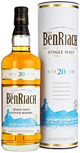 Benriach 20 Years Whisky (1 x 0.7 l)