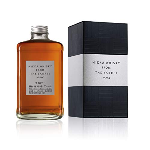 Nikka from the Barrel Blended Whisky mit Geschenkverpackung (1 x 0,5l)