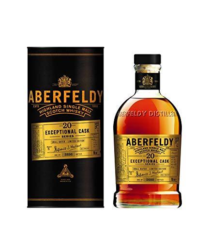 Aberfeldy 20 Jahre SMALL BATCH Exceptional Cask Serie Limitierte Auflage  Single Malt Whisky (1 x...