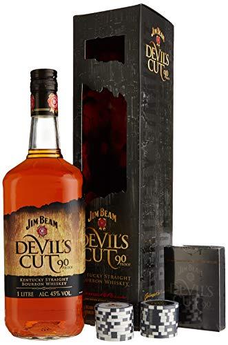 Jim Beam Devil's Cut Whisky, 1 l