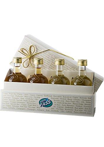 Probier- und Geschenkset Whisky - Whisky Geschenk 0,4 Liter