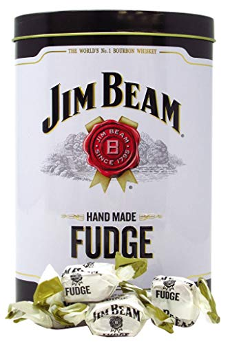 Jim Beam Whisky Fudge Gift Set (Hard To Find Whisky Edition) 300g