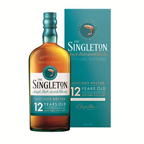 The Singleton of Dufftown 12 Jahre Single Malt Scotch Whisky, 700ml