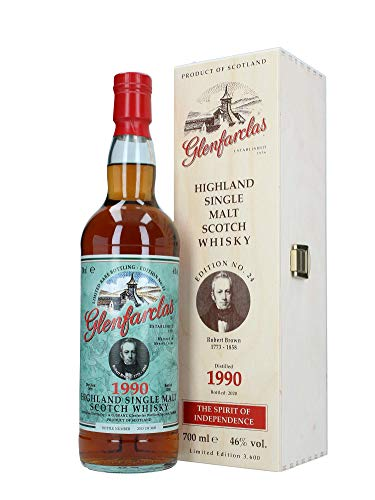 Glenfarclas Single Malt Whisky Edition no. 24, 30 Jahre gereift