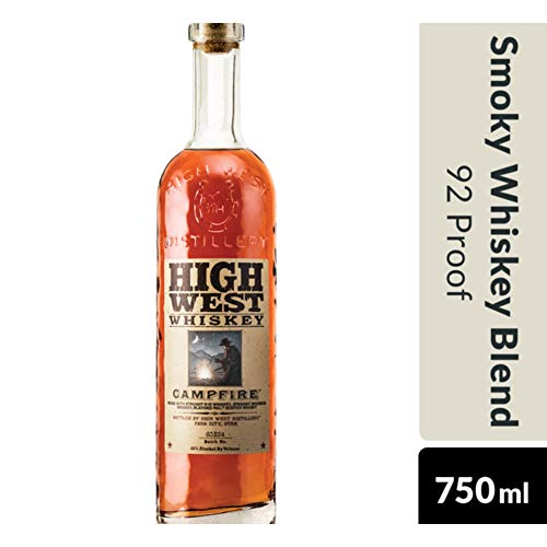High West - Campfire - 5 year old Whisky