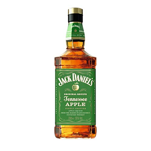 Jack Daniel's Tennessee Apple Whisky (1 x 0.7 l), 53949732