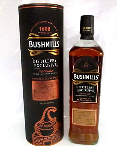 Bushmills irischer Whisky Distillery Exclusive Rarität nur 12000 Flaschen 47% vol