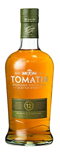 Tomatin 12 Years Old + GB 43% Vol. 0,7 l