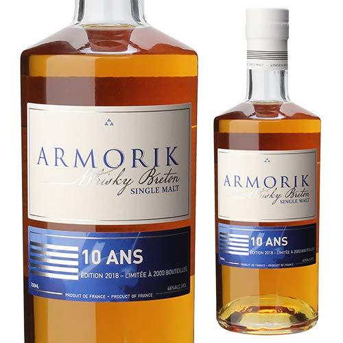 Armorik 10 Ans Breton Whisky Edition 0,7 L