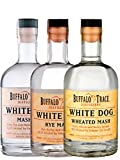 Buffalo Trace Collection White Dog (Mash #1 125 Proof / Rye Mash 125 Proof / Wheated Mash 114 Proof)
