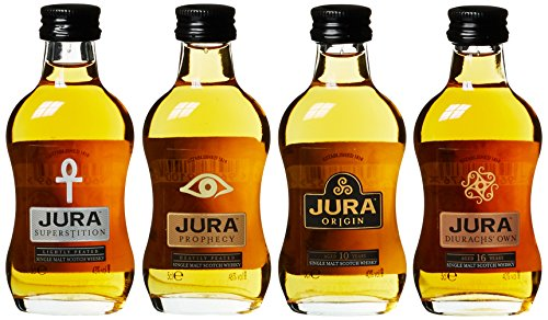 Jura - The Collection Whisky (4 x 0.05 l)