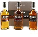 Auchentoshan Single Malt Scotch Whisky Collection Gift Set (3 x 20cl Bottles)