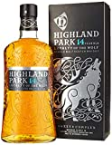 Highland Park 14 Years Loyalty Of The Wolf + GB Whisky (1 x 1000 ml)