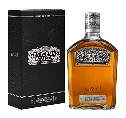 Jack Daniel's GENTLEMAN Tennessee Limited Edition  Whisky (1 x 1 l)