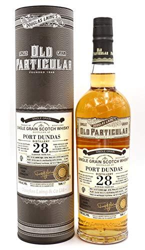 Rarität: Port Dundas 28 Jahre Old Particular Whisky 0,7l destilliert 1988/abgefüllt 2016