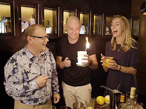 Cocktails und Schnecken