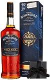 Bowmore BLACK ROCK Single Malt Scotch Whisky (1 x 1 l)