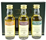 Rarität: G&M Whisky 3x0,05l: Caol Ila 2001,Tomatin 1996, Inchgower 2000