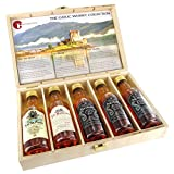 Historia The Gaelic Whisky Collection - Das tolle Whisky-Set Geschenk (5 x 0.05 l)
