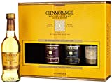 Glenmorangie The Pioneering Collection Taster Pack Whiskey mit Geschenkverpackung (4 x 0.1 l)