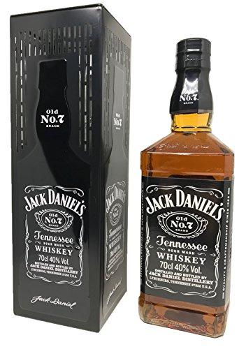 Jack Daniels No.7 mit limitierter Metallbox (1 x 0.7l)
