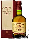 Redbreast 12 Jahre Single Pot Still 0,7 Liter + 2 Glencairn Gläser