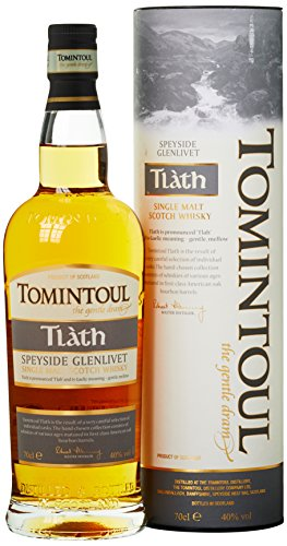 Tomintoul Tlàth in Geschenkverpackung Single Malt Whisky (1 x 0.7 l)