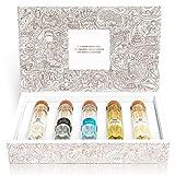 Tastillery Whisky Tasting Probierset'Whisky Weltreise' in Geschenkbox (5 x 50ml) - bekannt aus'Die...
