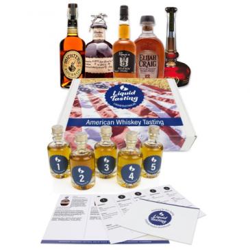 Probierpaket Bourbon Whisky