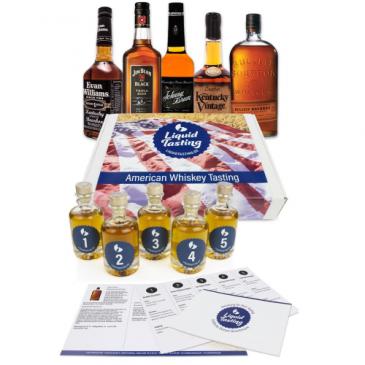 Whisky Probierset Bourbon